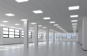 Emergency LED Panel Lighting Replacement Surrey